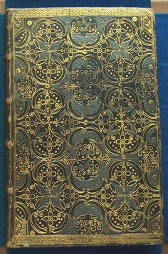 Fine binding by the 17th century bookbinder, Samuel Mearne