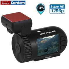 56.84$  Watch more here - Conkim Mini 0805P Car Dash Camera 1296p 30fps H.264 WDR GPS DVR Video Registrar Parking Sensor Low Voltage Protection Capacitor   #SHOPPING