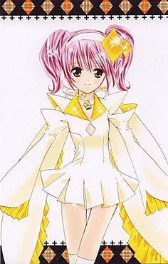 Tags: Anime, Shugo Chara!, Hinamori Amu, PEACH-PIT, Dia