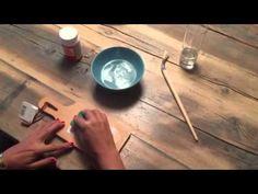 Foto op hout maken - Sonja Bakker - YouTube