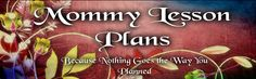 Mommy Lesson Plans  This site has awesome giveaways, recipes, coupons and more!