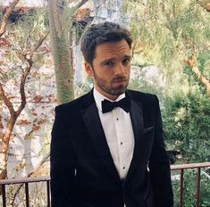 Sebastian Stan | 75th Golden Globes 2018