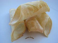 Cannoli di pancarrè - Dolci di Pinella