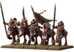 Beastmen Centigor Herd