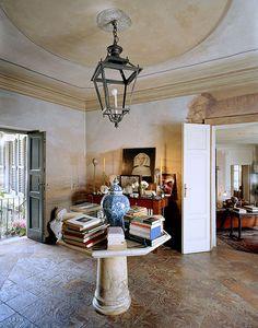 Simon Watson / Interiors / Roberto Peregalli Residence Milan W