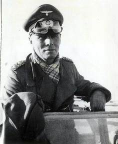 Erwin Rommel, also known as Desert Fox, was regarded as one of the most skilled commanders of desert warfare in World War Two