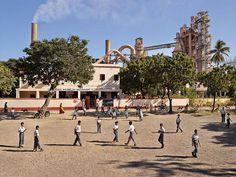 INDIA SDCCL Les cours d'école à travers le monde