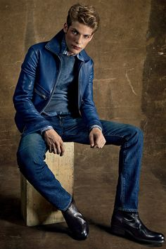 Tom Ford | Spring 2015 Menswear Collection | Style.com