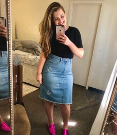 MODEST SKIRTS YOU NEED IN YOUR CLOSET ALL UNDER $20!