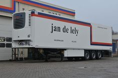 Transport Online   Transportnieuws   Transport Online - 65 nieuwe Schmitz Cargobull opleggers voor Jan de Lely Jaba, Holland, Transportation, Trucks, Vehicles, The Nederlands, The Netherlands, Truck, Car