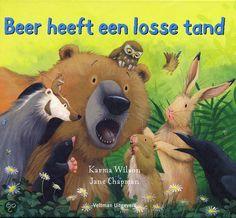 Boekenhoek : Beer heeft een losse tand