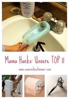 Das sind die besten 11 Mama Hacks – Nützliches für den Mama-Alltag