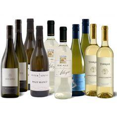 10 Flaschen hochwertige Qualitätsweine aus Italien, Österreich und Deutschland zu einem unschlagbaren Preis! #Geschenk #Weihnachten