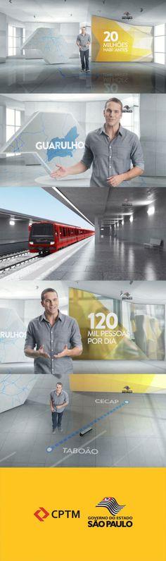 Governo de São Paulo - Campanha Publicitária... | REDMOVING.COM