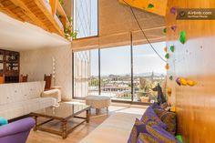 Unique loft in downtown Santiago - Airbnb