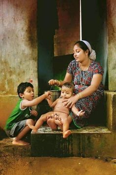 Mother And Child, Sumo, Wrestling, Memories, Couple Photos, Children, Sports, Kerala, India