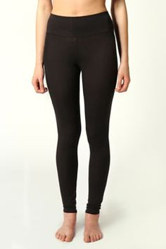 Olivia Basic High Waisted Leggings