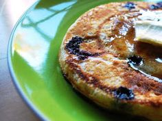Allergy-Free Recipes: Blueberry Pancakes - Gluten Free, Egg Free, Dairy Free Option