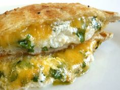285. Grilled cheese flying saucer, aka Toas-Tite sandwich - Recipe | Kits Chow