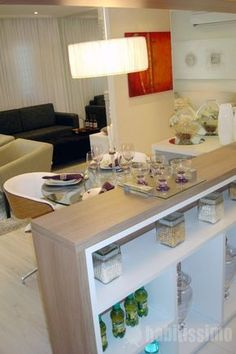 Kitchen Dinning, Kitchen Decor, Small Apartments, Small Spaces, May House, Apartment Guide, Condo Living, Home Renovation, Decoration