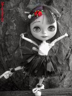 Primera salida de Caty, mi Basaak doll