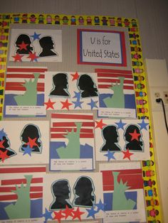 President's Day Ideas and Fun! Social Studies Classroom, Social Studies Activities, Letter Activities, Primary Classroom, Classroom Decor, February Bulletin Boards, Preschool Lessons, Preschool Projects, Preschool Activities