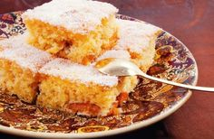 Bizcocho de naranja - Orange cake