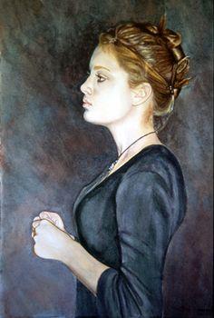 Suzanna Winton   WATERCOLOR