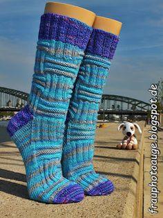 Augenblick mal ....: Mut mach Socken