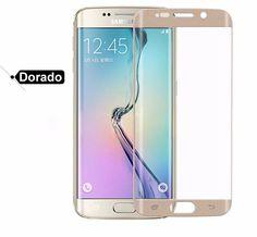 Protector de Pantalla Vidrio CRISTAL TEMPLADO Curvado De Colores Para Samsung Galaxy S6 Edge - http://complementoideal.com/producto/protector-de-pantalla-vidrio-cristal-templado-curvado-de-colores-para-samsung-galaxy-s6-edge/  -  Protector De Pantalla Curvado De Colores Para Samsung Galaxy S6 Edge. Cuida la pantalla de tu Galaxy S6 Edge con este protector, cubre toda la pantalla del móvil, tanto la parte plana como la parte curvada. Encaja perfectamente dejando espacio libre
