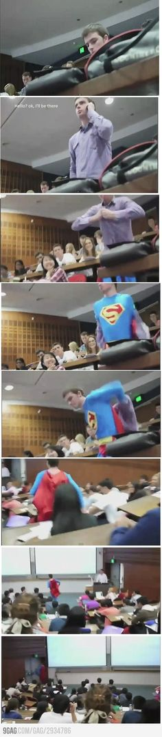 I really wish some dude would do this in my class.
