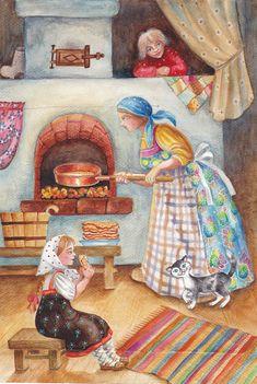 Most Beautiful Images, Beautiful Drawings, Beautiful Paintings, Illustrations, Illustration Art, Powerpoint Background Design, Soviet Art, Ukrainian Art, Fantasy Photography