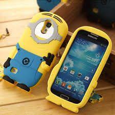 Afbeeldingsresultaat voor samsung galaxy s4 minion phone case