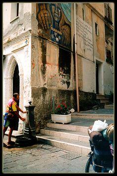 Fear on the wall - Diamante, Cosenza
