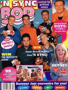 Miss these magazines!!