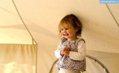 Luxury Bell Tent Camping in the UK | Glamping in the United Kingdom