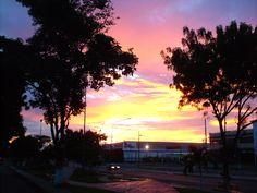 Barquisimeto es llamada la ciudad crepuscular / Barquisimeto is called the city of the Sunsets