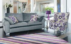 Another great sofa from Benjamin's Interiors Cardiffb