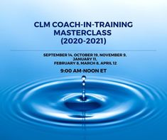 Mentor Coach, Class Meetings, Center Of Excellence, Learning Environments, Master Class, Save The Date, Coaching, How To Become, Dating