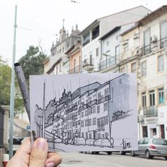 "Teme Abdullah on Instagram: ""Coimbra, Portugal. . Dunia ini indah, Tapi jangan kejar sangat dunia, sbb bila kat syurga, kita tak kisah pun apa di dunia. Itu pun kalau masuk syurga... . Moga kita semua ketemu di syurga kelak."""