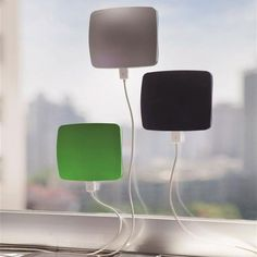 Touch Of ECO Solar Window Charger in