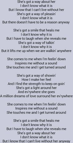 Billy Joel . She's Got A Way