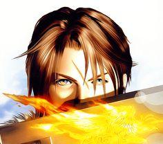 Final Fantasy VIII - Squall Leonhart