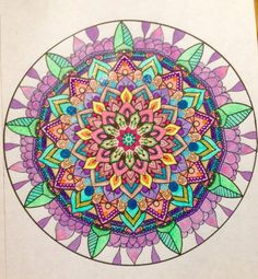 Colored by Dawn Ross