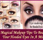 5 Magical Makeup Tips You Can Apply On Droopy Eyelids eye makeup for hooded eyes Hooded Eye Makeup, Hooded Eyes, Eye Makeup Steps, Smokey Eye Makeup, How To Apply Eyeliner, Winged Eyeliner, Makeup Blog, Makeup Tips, Makeup Ideas