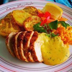 Saftig kycklingfilé. Aldrig mer en torr kycklingfilé! Här har du receptet på den godaste och saftigaste kycklingfilén- NÅGONSIN!