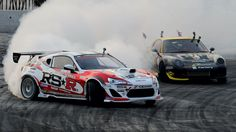 The FIA Intercontinental Drifting Cup Is Its First Ever World Drifting Competition