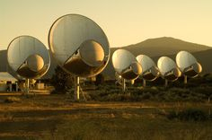 Allen Telescope Array - The Allen Telescope Array (ATA), formerly known as the One Hectare Telescope (1hT), is a joint effort by the SETI Institute and the Radio Astronomy Laboratory (RAL) at the University of California, Berkeley to construct a radio interferometer that is dedicated to astronomical observations and a simultaneous search for extraterrestrial intelligence.