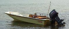 Boston Whaler Sport 15'