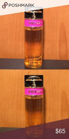 Authentic candy prada perfume Authentic prada candy perfume. 80ml 2.7 oz. Prada Other